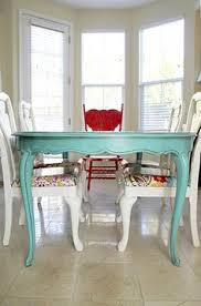 colorful dining room tables inspiration gallery red chairs wood table