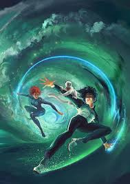 artemis fowl book 6 by dan shayu not sure why artemis looks so y but you don t see much good af art so i m gonna pin it d