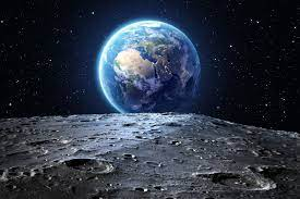 Earth From Moon Wallpapers - Top Free ...