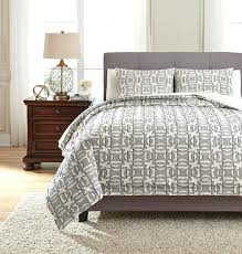 ivory king duvet cover black set size