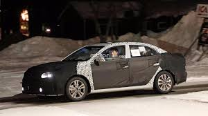 Hyunda And Kia Spied Testing Small Sedans For China In The Snow