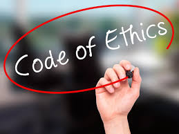 Image result for Professional Standards and Code of Ethics