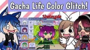Imprimez gratuitement des photos exclusives de filles et de garçons. Gacha Life Color Glitch Shout Out Youtube