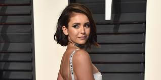 nina dobrev real makeup game makeup daily