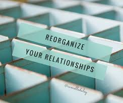 Reorganize Photos Reorganize Your Relationships Camelle Daley