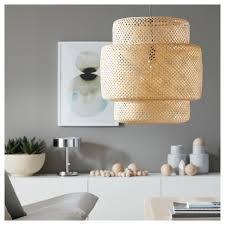 Sinnerlig Hanglamp Bamboe Ikea