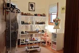 small walk with closet