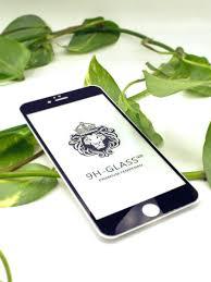 <b>Противоударное стекло</b> 2D для Apple iPhone 6/6S полностью ...