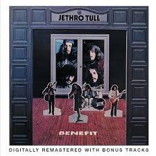 <b>Benefit</b> by <b>Jethro Tull</b> on Spotify