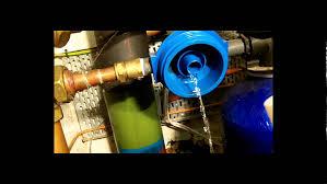 House Water Purifier Changing Aquasana Rhino Whole House Water Filter Youtube