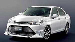 TRD Toyota Corolla Axio Sportivo '2015 - YouTube