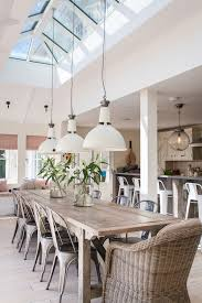 3 pendant lights over dining table credainatcon