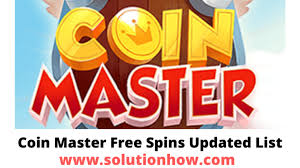 Coin Master Free Spins Link Latest 2020 - SolutionHow