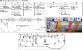 electrolux washing machine wiring diagram service manual error in case of burning on the main control board circuit check that the problem is not caused by another electrical component short circuits poor insulation