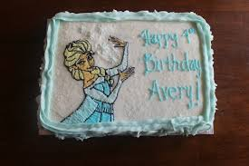 cakes for girls 9th birthday frozen. Perfect 9th Frozen Elsa Cake 08 To Cakes For Girls 9th Birthday D