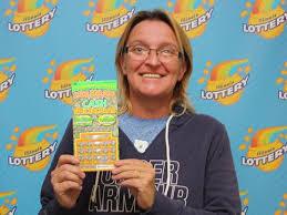 Lisa Doss Scratchoff Winner