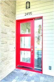 front door with glass panel replcement n exteror wth pln front door glass panels