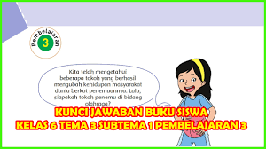 We did not find results for: Kunci Jawaban Buku Siswa Tema 3 Kelas 6 Halaman 26 27 28 29 30 31 Sanjayaops