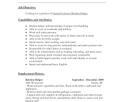 Sample Resume For Line Cook Sample Resume For Line Cook 60 line cook resume free sample skills 23