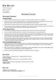 Ascii Resume Samples Ascii Resume Example Format Sample Plain Text Practical For Com How