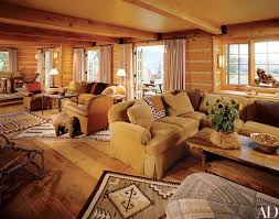 Log cabin interiors designs Rustic Log Rustic Log Cabin Interior Design Steel Log Siding 27 Log Cabin Interior Design Ideas Trulog Siding
