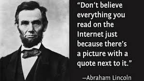 Abe Lincoln Quotes Stunning 48 'Lincoln' Quotes Old Abe Never Said Intellectual Takeout