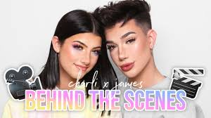 James Charles did my makeup!