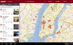 google releases dedicated zagat app shows you restaurants near
