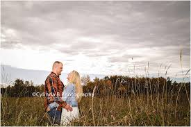 country engagement cylinda b photography