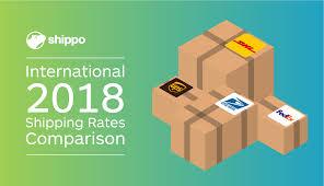 Ups Ground Rates Chart 2018 Dhl Vs Fedex Vs Ups Vs Usps 2018 International Shipping