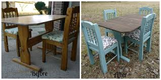 Refinished Kitchen Tables Kitchen Table Refinishing Ideas Miserv