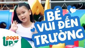 Bé Vui Đến Trường - Phan Hiếu Kiên [Official] | Ca Nhạc Thiếu Nhi Hay Nhất  - YouTube