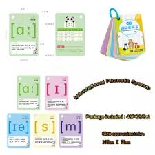 In the early stages of learning a language, i write all my notes in ipa, and avoid the real spellings as much as possible. 48pcs English Phonetic Alphabet Cards Learn Words Cards Early Education Teacher Classroom Teaching Aid Memory Games For Kids Aliexpress
