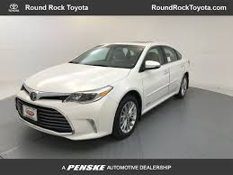 2018 Toyota Avalon Hybrid Limited Sedan for Sale in Round Rock, TX ...