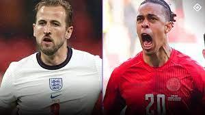 England vs. Denmark: time, line-ups, TV ...