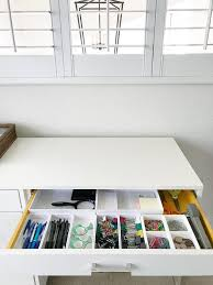simply organized home office. A Simply Organized Home Office By