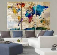 wooden canvas large wall art prints watercolor worldmap modern fabric white pillow square popular  on large modern fabric wall art with wall art designs top large wall art prints canvas extra large