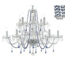 chandelier crystals canada crystal chandelier with blue crystals chandelier replacement crystals canada