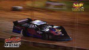 fall clic super late model qualifying whynot motorsports park oct 27 28 2017