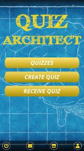 Quiz Architect Quizzerwiz