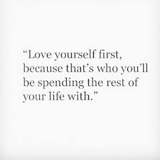 Quote About Self Love Custom 48 Self Love Quotes To Improve Your SelfEsteem