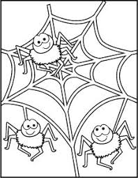 Small Picture Halloween Coloring Pages Easy Coloring Pages