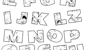 Alphabets Coloring Pages Printables Animal Alphabet Coloring Pages