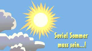 Sonne Wolken Spruch Grußkarten E Cards Postkarten Sommer