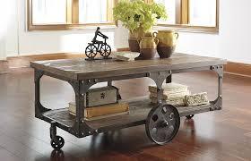 industrial furniture ideas. Casters Industrial Furniture Ideas