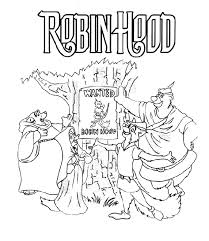 Small Picture Colour Me Beautiful Robin Hood Colouring Pages