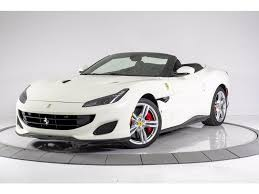 The interior layout, fit and finish. Used Ferrari Portofino Car For Sale In Plainview Official Ferrari Used Car Search