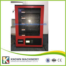 Small Vending Machines For Home Magnificent Small Vending Machine With Bill Acceptor With 48 Displayin Food