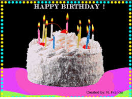 Birthday Cake Gif Find Share On Giphy