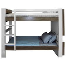 prevnext aero bunk bed with storage shelf